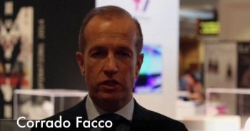 Interview Executive Director of Fiera di Vicenza @JCK Las Vegas 2013
